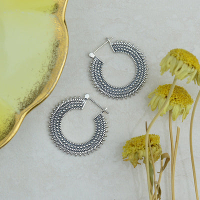 Earrings - Circular Earrings