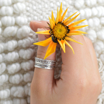 Rings - Stacking Ring Set