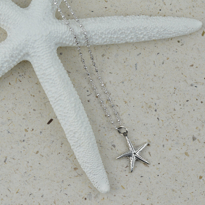 Necklaces - Starfish Necklace Australia