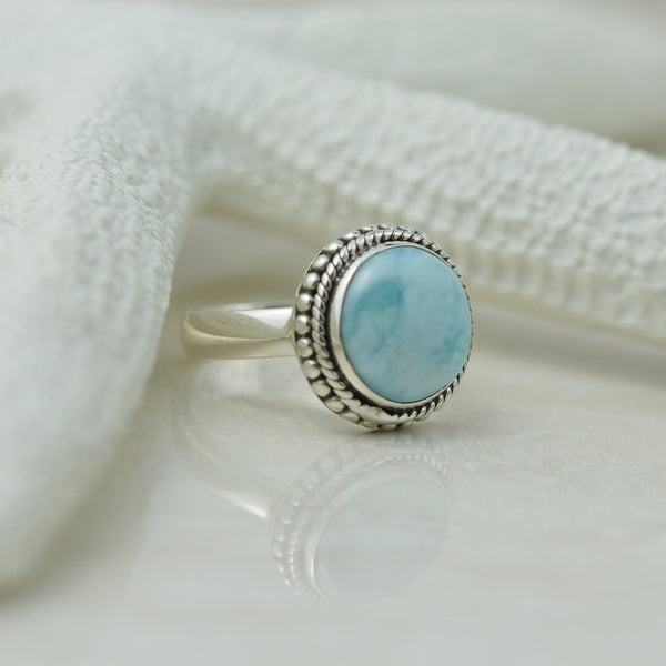 Rings - Larimar Ring Australia