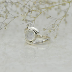 Rings - Moonstone Ring Australia