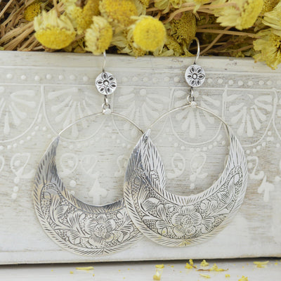 Earrings - Large Hoop Earrings Australia