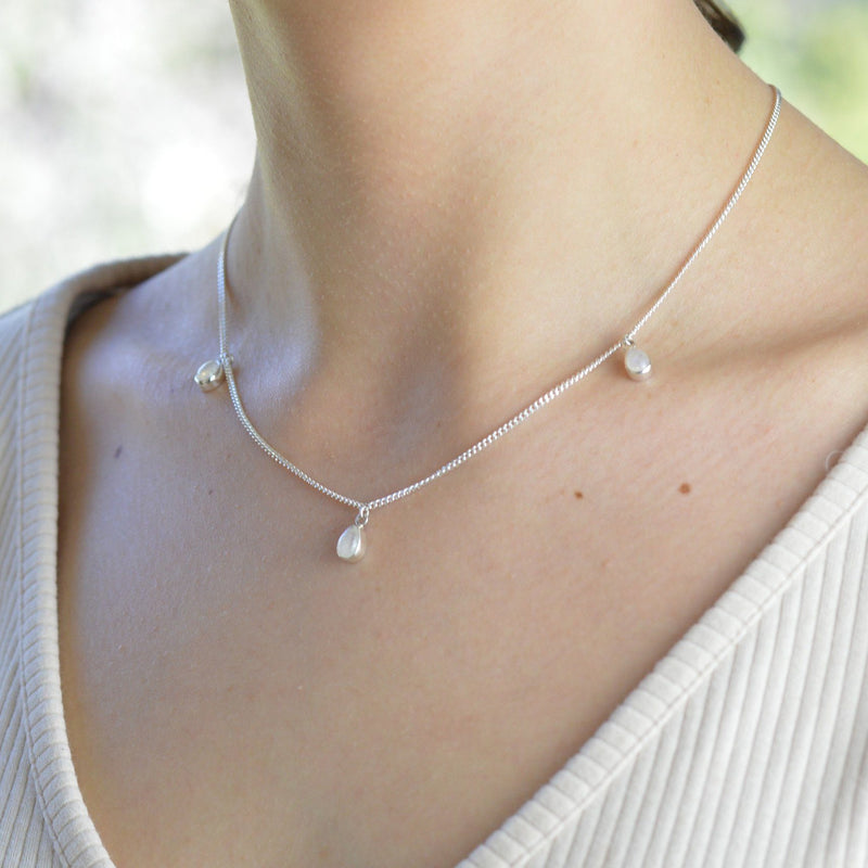Necklace - Moonstone Necklace