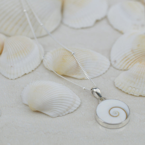 Beach Soul Shell Necklace