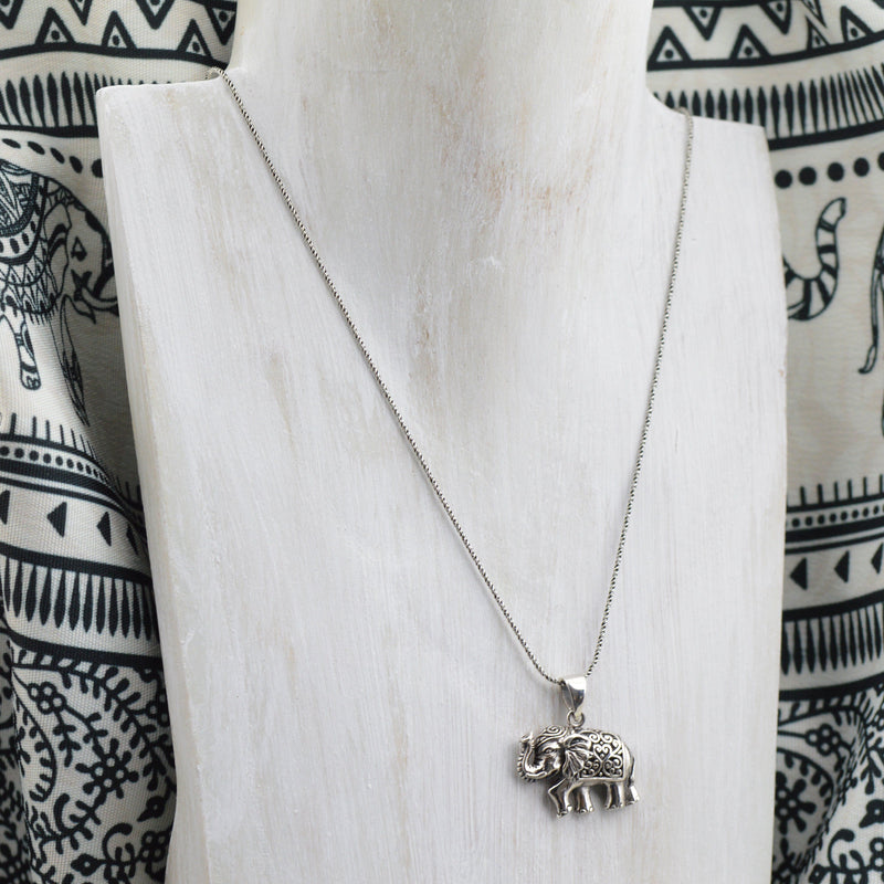 Necklaces - Elephant Necklace