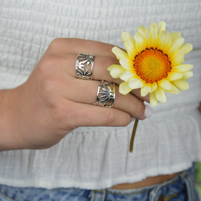 Rings - Flower Ring