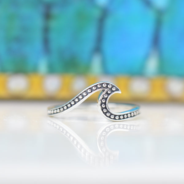 Rings - Bohemian Wave Ring