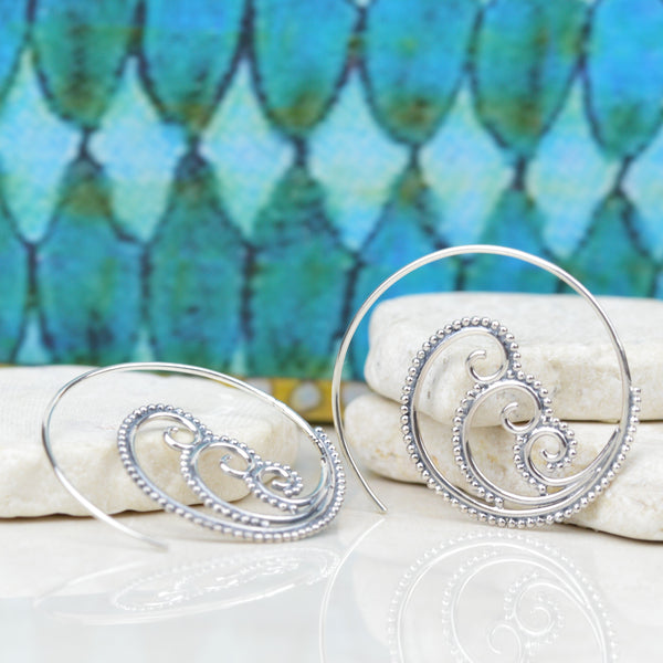 Earrings - Bohemian Wave Earrings