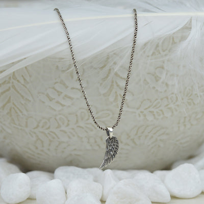 Necklaces - Angel Wing Necklace