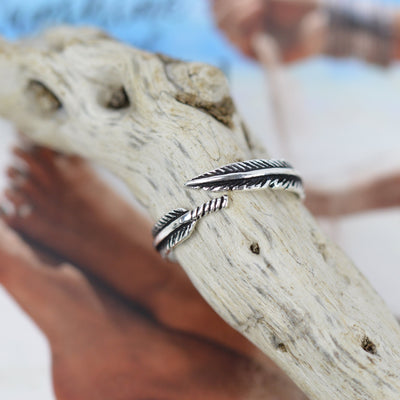 Toe Rings - Feather Toe Ring
