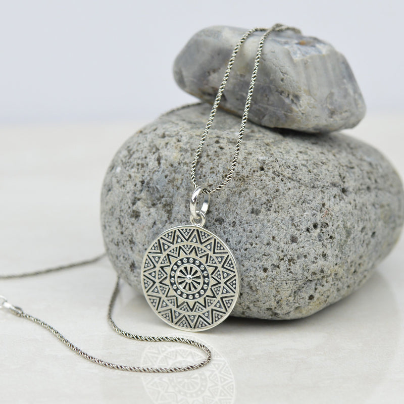 Necklaces - Mandala Necklace