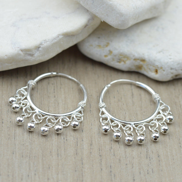 Earrings - Forever Gypsy Sterling Silver Earrings