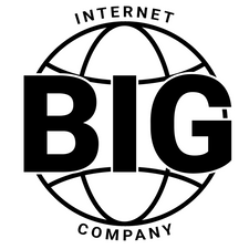 Big Internet Company Logo