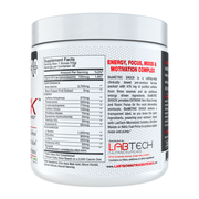 LabTech BioMETRIC SHOCK Pre-Workout - LabTechNutraceuticals