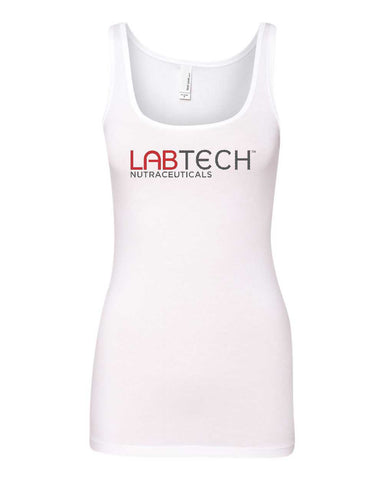LabTech Women's Logo Tank Top - LabTechNutraceuticals
