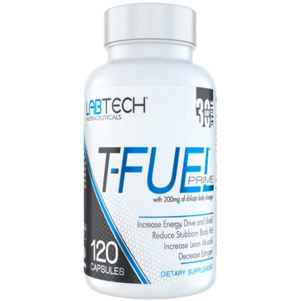 LabTech T-Fuel Prime All Natural Testosterone Booster for Men - BOGO 50% OFF - LabTechNutraceuticals