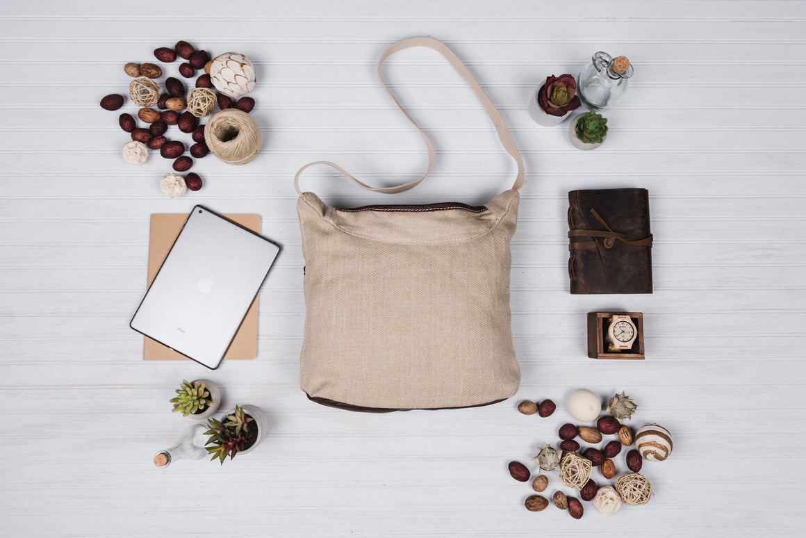 Design and build functional, durable packs, and bags from Hemp, and leather using natural, sustainable, high-end materials. TerraPax materials are selected for their sustainability and minimum dependence on petrochemicals; their ability to be reaped for generations with little or no detrimental effects to the ecosystem.