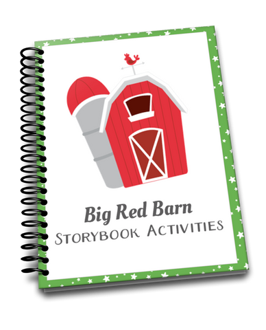 Big Red Barn Storybook Activities