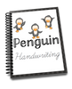 Penguin Cursive Handwriting Pack
