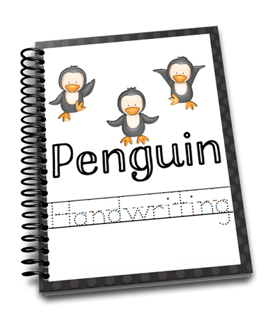 Penguin Manuscript Handwriting Pack