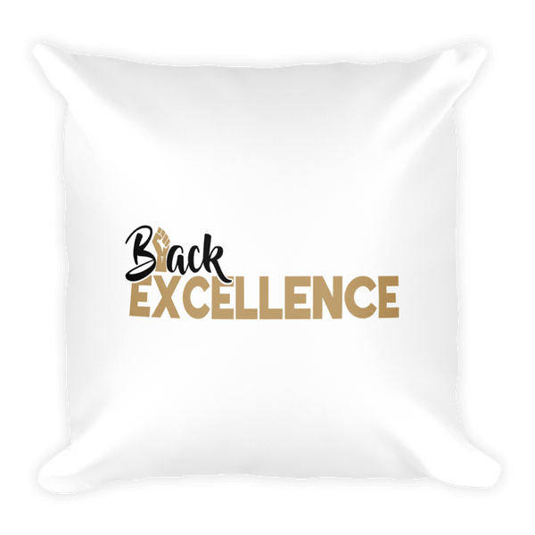 BLACK EXCELLENCE- PILLOW (#GOLD SERIES)