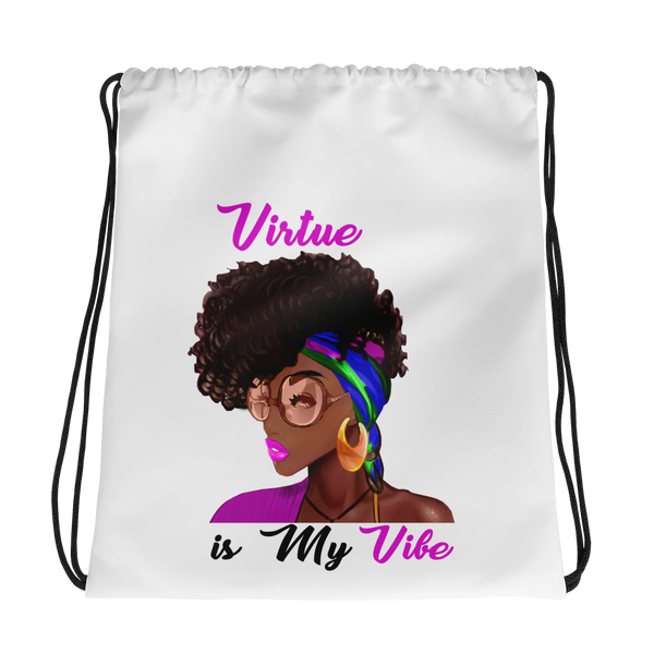 VIRTUE- DRAWSTRING BAG (#DARLING SERIES)