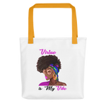 VIRTUE- LADIES TOTE (#DARLING SERIES)