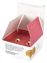 CG Oh K 24K Gold Plated Pleasure Balls Set