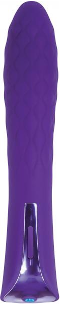 Eve's Perfect Pulsating Massager Purple Vibrator