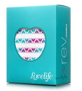 Lovelife Rev Finger Vibe Turquoise Green w/ 1 year Warranty