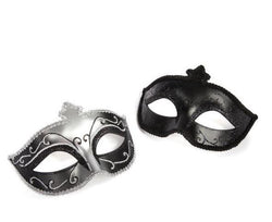 Masquerade Mask Twin Pack