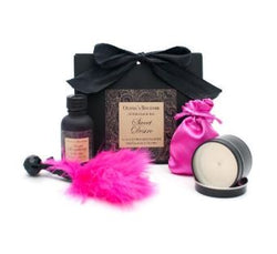 Olivia's Boudoir Little Black Bag Sweet Desire Kit
