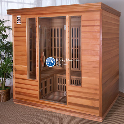 Rocky Mountain Saunas 2019 and Older Models