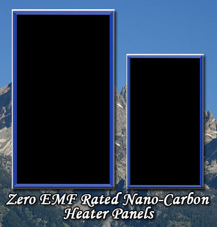 Zero-Rated-EMF-Carbon-Heater-Panles