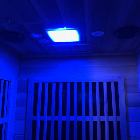 Vail Commercial Sauna