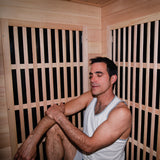 Badger Home Sauna