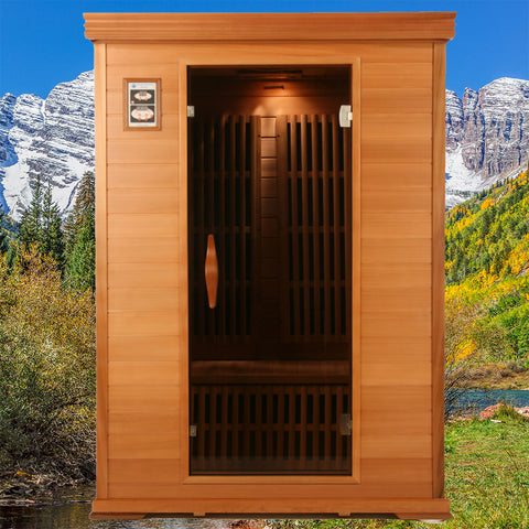 Sauna for home infrared saunas for home seats 4 sauna for Sauna home