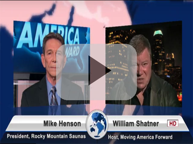 "William Shatner's ""Moving America Forward"""