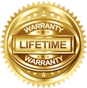 Liftime Warranty