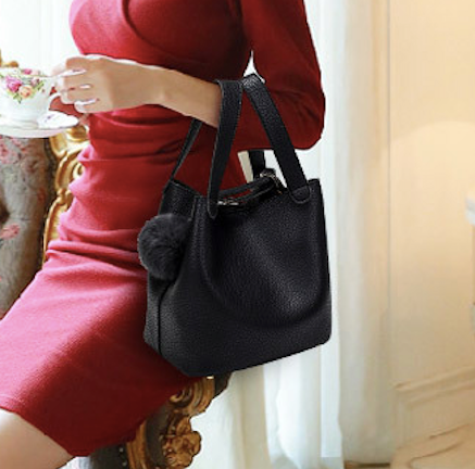Matte Shoulder Handbags
