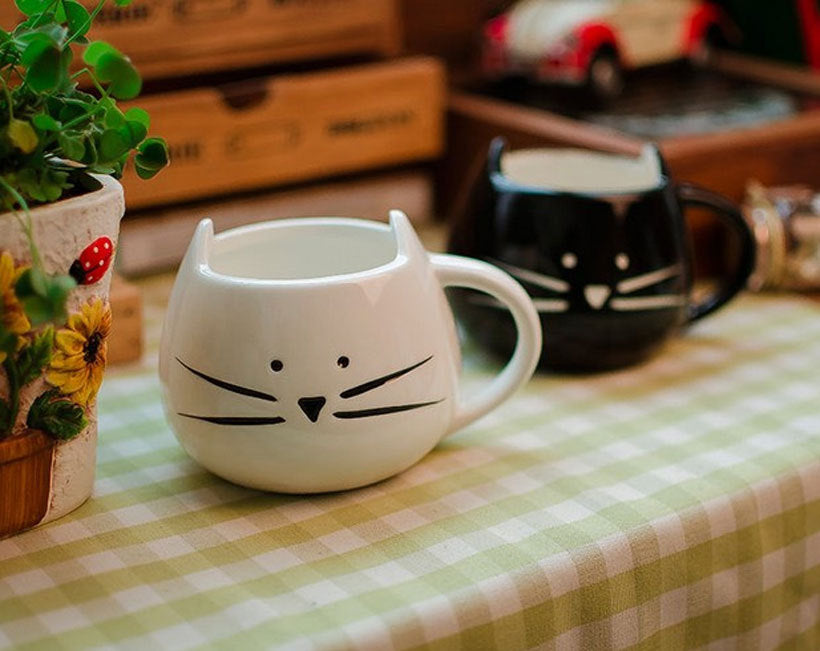 Cute Cat Style Coffee Mug