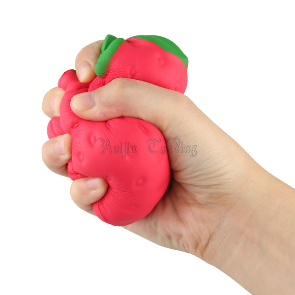 Cute! Slow-Rising Scented Squishy - Strawberry