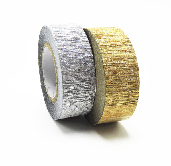 Metal Foil Color Scrapbooking Tapes
