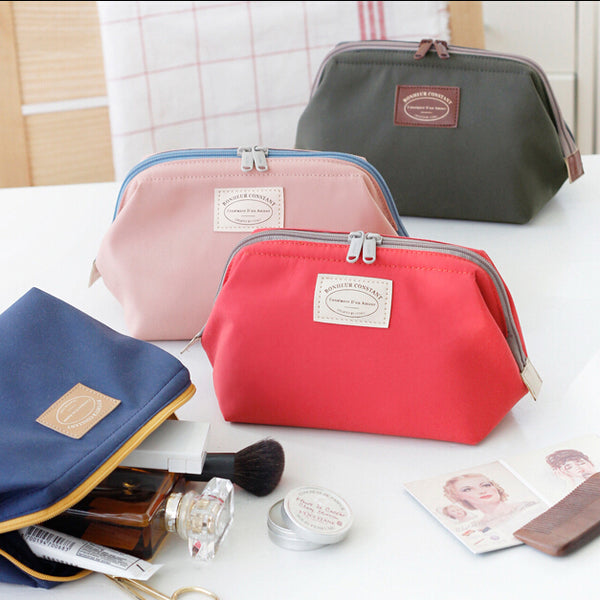 Waterproof Nylon Travel Time Make Up Storage Bags