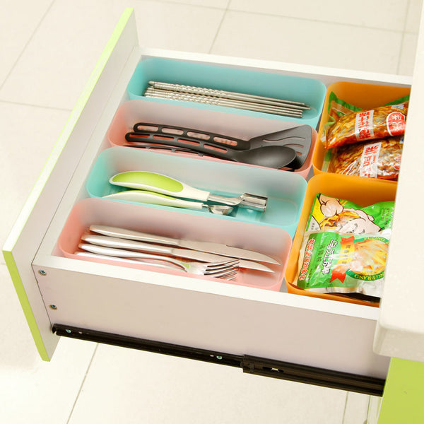 Colorful Matte Drawer Tray