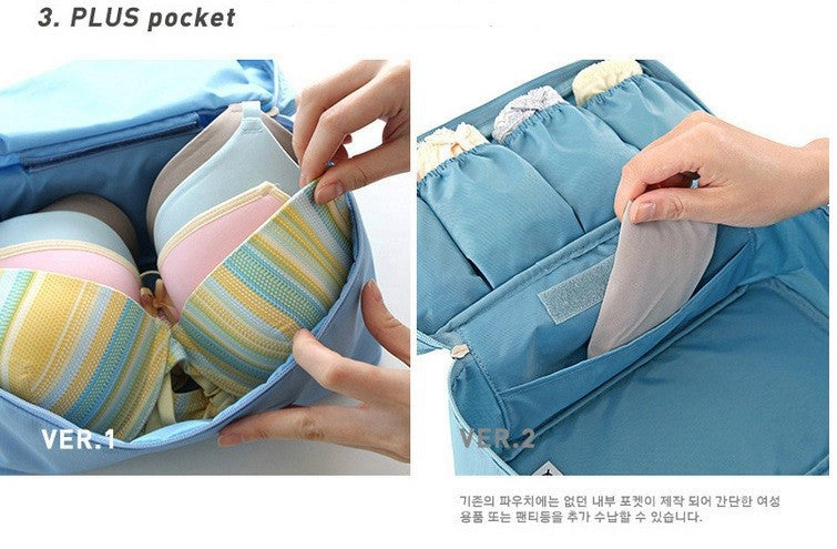 Portable Traveling Toiletry Bags