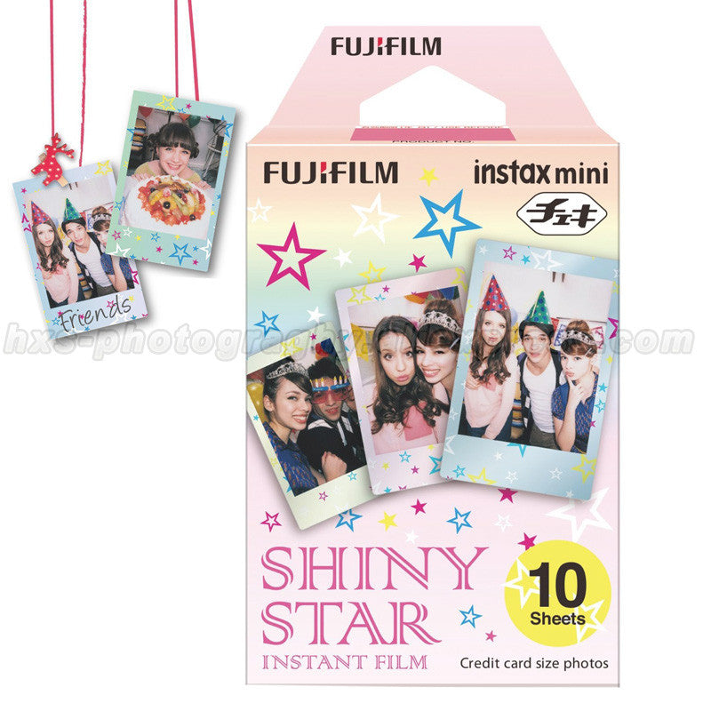 Fujifilm Instax Mini 8 - Shiny Star