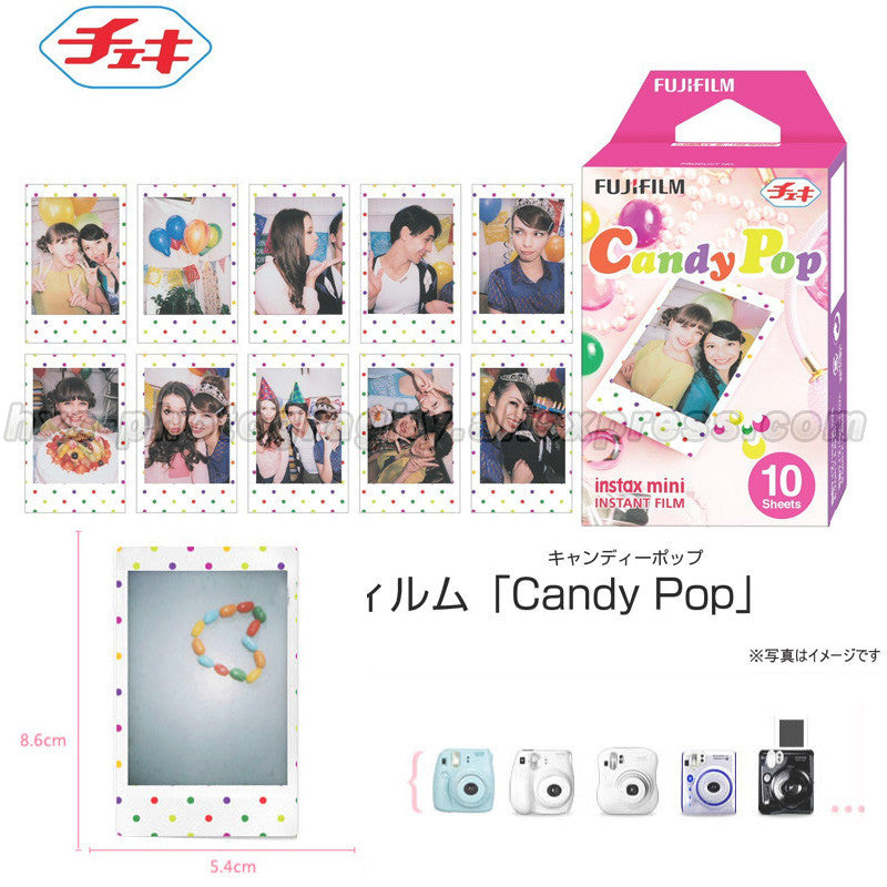 Fujifilm Instax Mini - Candy Pop