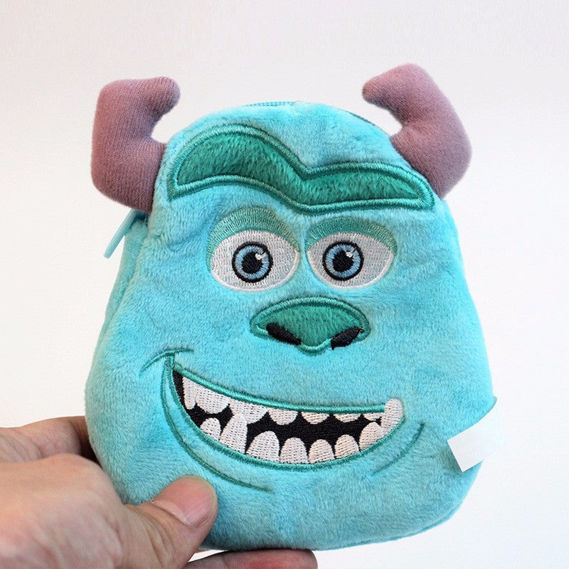Monsters University James Coin Purse