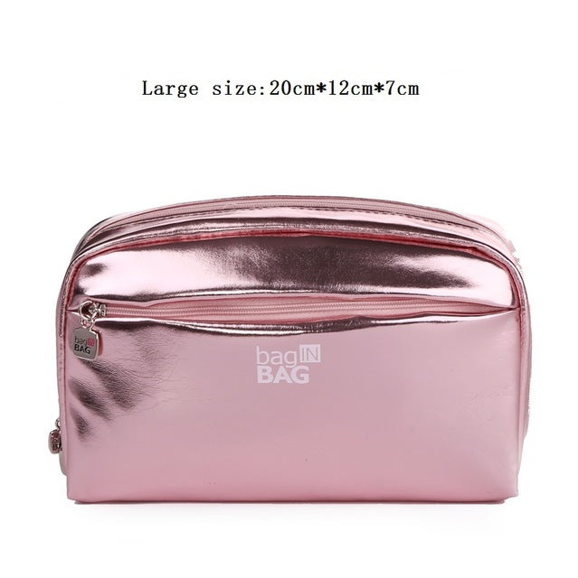 Large Capacity Vivid Makeup Organizer Bag